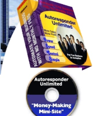 Product picture Autoresponder Unlimited With Resale Rights