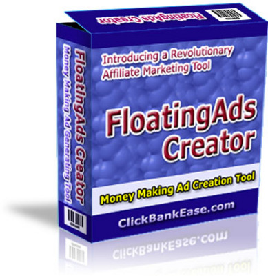 Product picture Floating Ads Creator With Resell Rights
