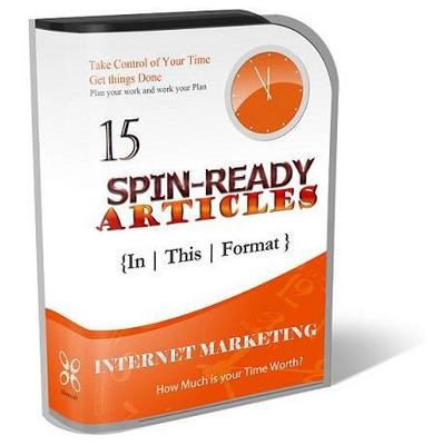 Product picture 15 Spin-Ready Articles - Internet Marketing